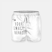 Le short de bain miniature